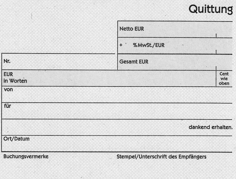 Wunderbar Hotel Quittungen Vorlage Zeitgenössisch - Beispiel ...